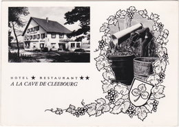 67. Gf. CLEEBOURG. Hôtel-Restaurant 'A La Cave De Cleebourg' - Autres Communes