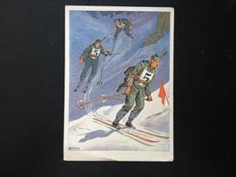 Juegos Olímpicos Invierno  St. Moritz  1928 - Olympische Spiele