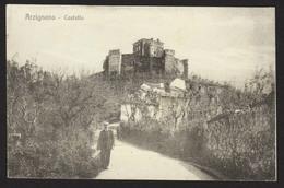 ITALIE - ARZIGNANO - Castello - Voyagée Sous Enveloppe En 1917 - Vicenza