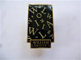 PINS BOISSONS WHISKY WILLIAM LAWSONS / Base Dorée / 33NAT - Beverages