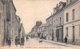 ¤¤   -    TOURS   -  Rue Du Docteur-Fournier    -   Docks Du Centre    -  ¤¤ - Tours