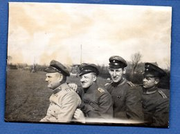 Photo  -  Soldats Allemands - War 1914-18