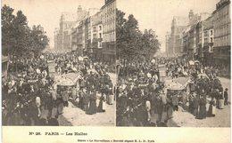 Paris -    Les Halles Carte Stéréo N° 28 - Autres