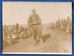 Photo  -  Soldat -  Armée à Déterminer - War 1914-18