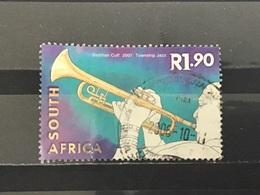 Zuid-Afrika / South Africa - Jazzmuzikanten (1.90) 2001 - Zuid-Afrika (1961-...)