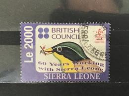 Sierra Leone - 60 Jaar Brits Consulaat (2000) 2004 - Sierra Leone (1961-...)