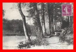 CPA (61) TINCHEBRAY.  ROCHEFORT. Le Bosquet Des Ombrages Et La Pièce D'eau...J088 - Francia