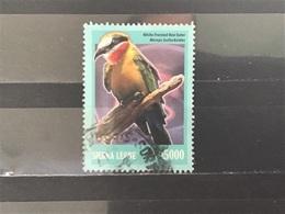 Sierra Leone - Vogels (5000) 2016 - Sierra Leone (1961-...)