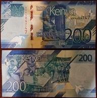 Kenya - 200 Shillings 2019 UNC Lemberg-Zp - Kenia