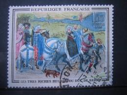 FRANCE    N° 1457 - OBLITERATION RONDE - Francia