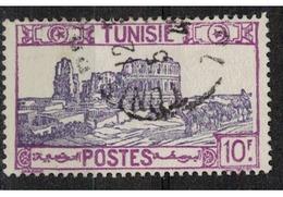 TUNISIE       N°  YVERT     241  OBLITERE       ( O   2/21 ) - Oblitérés