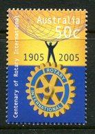 Australia 2005 Centenary Of Rotary International MNH (SG 2517) - 2000-09 Elizabeth II