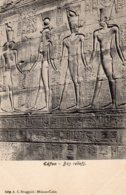 CPA    EGYPTE--EDFON----BAS RELIEF - Egypt