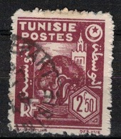 TUNISIE       N°  YVERT     259  OBLITERE       ( O   2/22 ) - Oblitérés