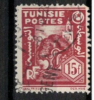 TUNISIE       N°  YVERT     266  OBLITERE       ( O   2/23 ) - Oblitérés