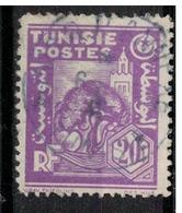 TUNISIE       N°  YVERT     267  OBLITERE       ( O   2/23 ) - Oblitérés