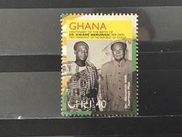 Ghana - 100 Jaar President Nkrumah (1.40) 2009 - Ghana (1957-...)