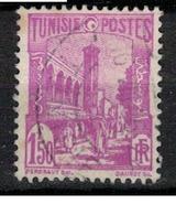 TUNISIE       N°  YVERT     280  OBLITERE       ( O   2/23 ) - Oblitérés