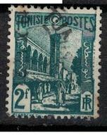 TUNISIE       N°  YVERT     281    OBLITERE       ( O   2/23 ) - Oblitérés