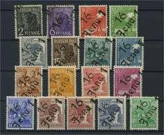 SBZ 1948 Nr 166-181 III Postfrisch (116903) - Sowjetische Zone (SBZ)