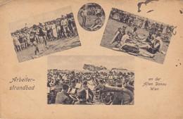 Wien 22: Arbeiterstrandbad An Der Alten Donau 1924 !!! - Non Classés
