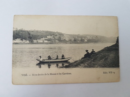 A 1692 - Visé Rive Droite De La Meuse Et Les Carrières - Visé