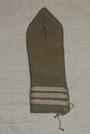 Spallina Militare Non Identificata - Usata (165) - Divise