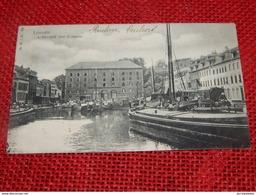 LOUVAIN - LEUVEN  -  L'Entrepôt  Avec Le Bassin  - - Leuven