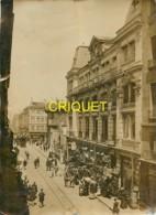 St Etienne, Superbe Photo Originale Des Nouvelles Galeries Avant L'agrandissement De 1898, TOP Document - Saint Etienne