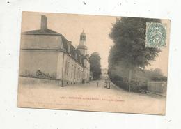 Cp , 10 ,  BRIENNE LE CHATEAU ,  Avenue Du Chateau , Voyagée - Other Municipalities