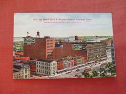 H A Meldrum Department Store  Has Crease  Buffalo - New York Ref  3477 - Buffalo