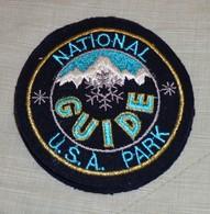 National Guide U.S.A. Park - Patch Militari - Distintivo Guida Parchi Americani (165) - Scudetti In Tela