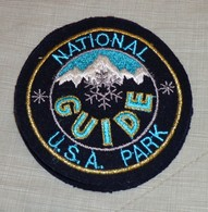 National Guide U.S.A. Park - Patch Militari - Distintivo Guida Parchi Americani (165) - Blazoenen (textiel)