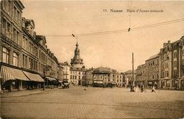 Belgium * Belgique * Namur * Place D'armes Restaurée - Namur