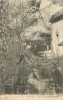 CPA 25 Doubs Environs De Besancon Avannes La Source Du Ruisseau Du Moulin - Otros Municipios