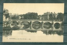 08 - MEZIERES - LE PONT D'ARCHES - Charleville