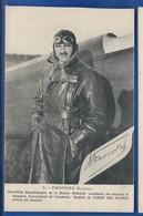 AVIATEUR     FRONVAL Alfred     Avec Autographe - Airmen, Fliers