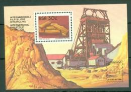 South Africa: 1986   Centenary Of Johannesburg   M/S   MNH - South Africa (1961-...)