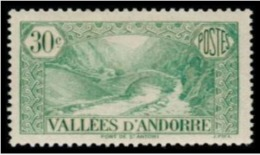 TIMBRE ANDORRE.FR - 1932 - NR 32 - NEUF - Andorre Français