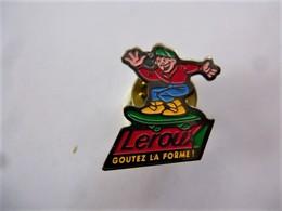 PINS Chicorée LEROUX  Goutez La Forme Skateboard / 33NAT - Beverages