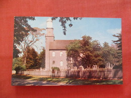 Presbyterian Church  Setauket  - New York > Long Island  >  Ref  3478 - Long Island