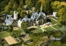 CPSM - CONCARNEAU - Château De Kériolet - Concarneau