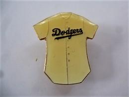 PINS  SPORTS  BASEBALL MAILLOT DES DODGERS   / 33NAT - Baseball
