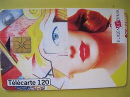 Télécarte 120 Privée-publique - France