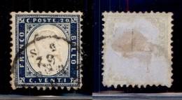 REGNO - 1862 - 20 Cent (2) - Usato (50) - Unclassified