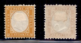 REGNO - 1862 - 80 Cent (4) - Molto Ben Centrato - Gomma Originale (100+) - Unclassified