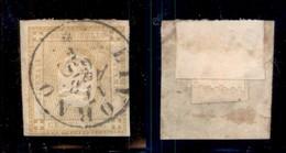 REGNO - 1862 - 2 Cent (10) Usato A Livorno Il 17.8.63 (160) - Unclassified