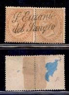 REGNO - S. Eusanio Del Sangro - Coppia Del 10 Cent Torino (17) - Fiecchi - Unclassified