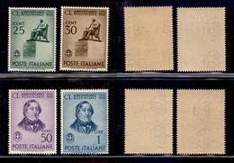 REGNO - 1942 - Rossini (466/469) - Serie Completa - Gomma Integra (7,5) - Unclassified