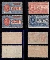 REGNO - 1925/1926  Espressi (11/14) - Serie Completa - Gomma Originale (16) - Unclassified